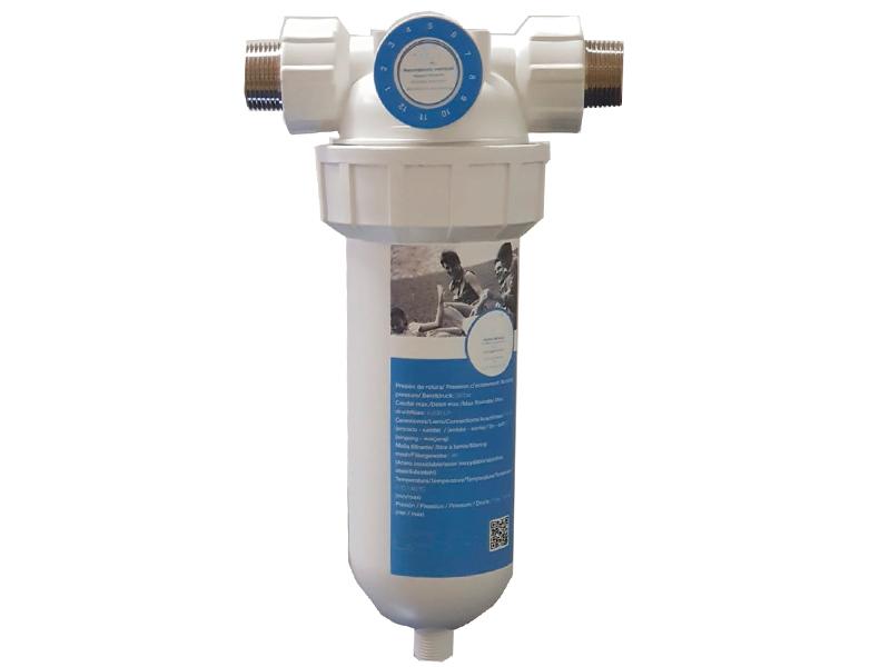 filtro de agua autolimpiable