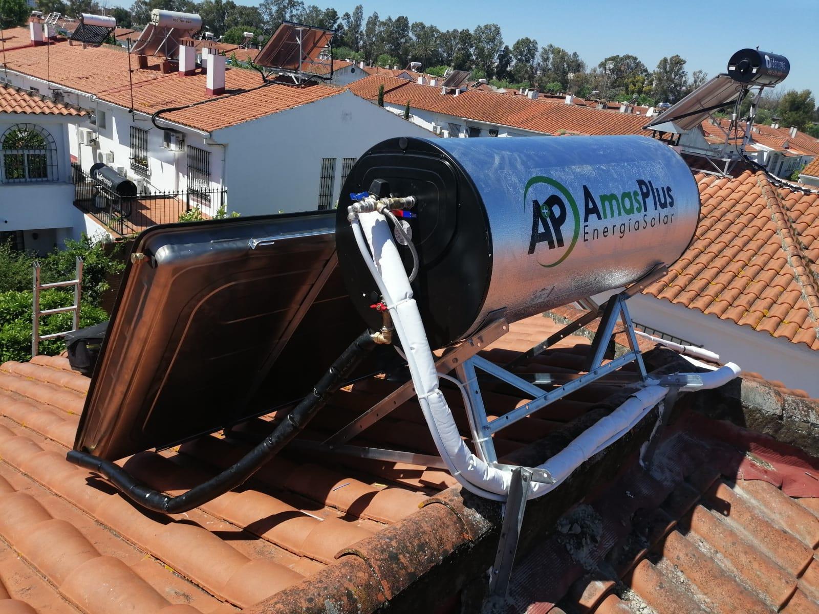 Mantenimientos equipo energía solar