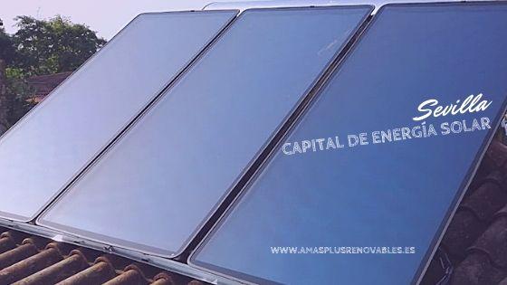 Sevilla, capital de energía solar